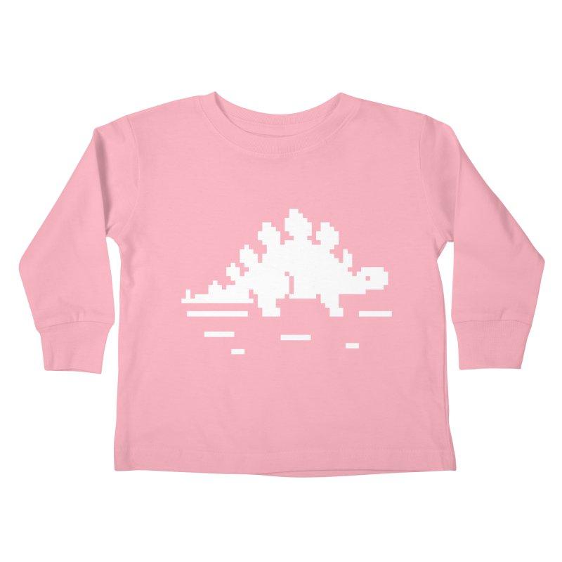 Spikes - J8P Kids Toddler Longsleeve T-Shirt by IRONSAURUS SHOP