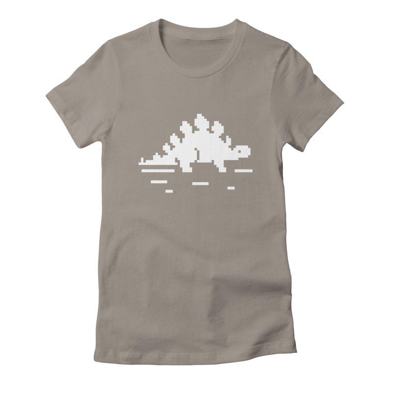 Spikes - J8P Women's Fitted T-Shirt by IRONSAURUS SHOP