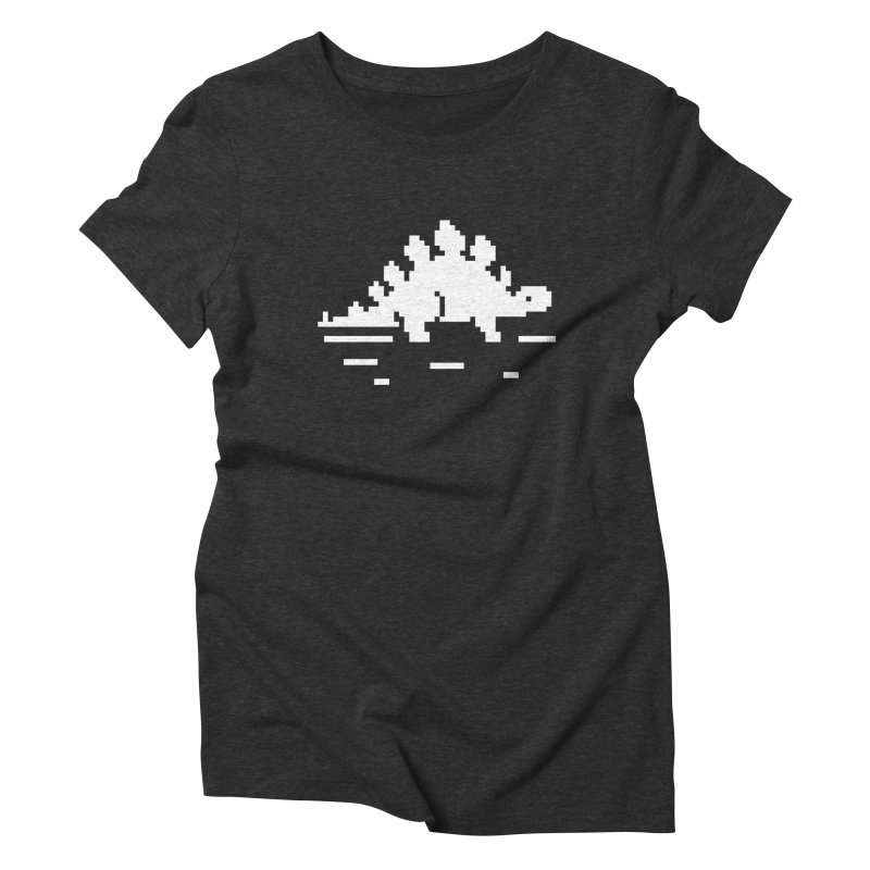 Spikes - J8P Women's Triblend T-shirt by IRONSAURUS SHOP