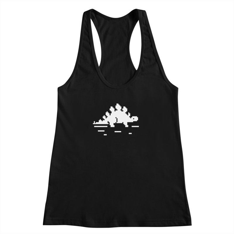 Spikes - J8P Women's Racerback Tank by IRONSAURUS SHOP