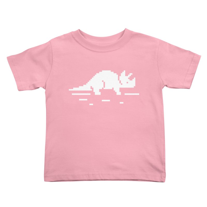 Ceratop - J8P Kids Toddler T-Shirt by IRONSAURUS SHOP