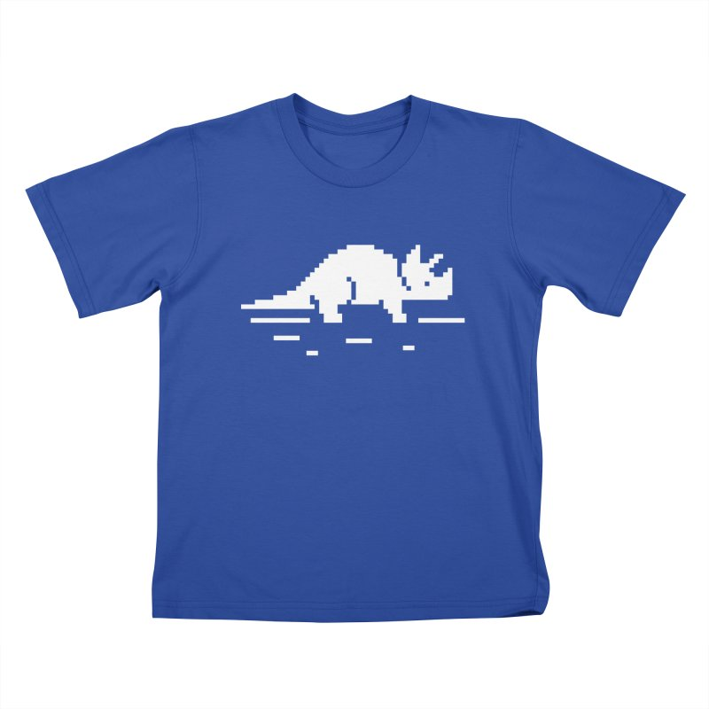Ceratop - J8P Kids T-shirt by IRONSAURUS SHOP
