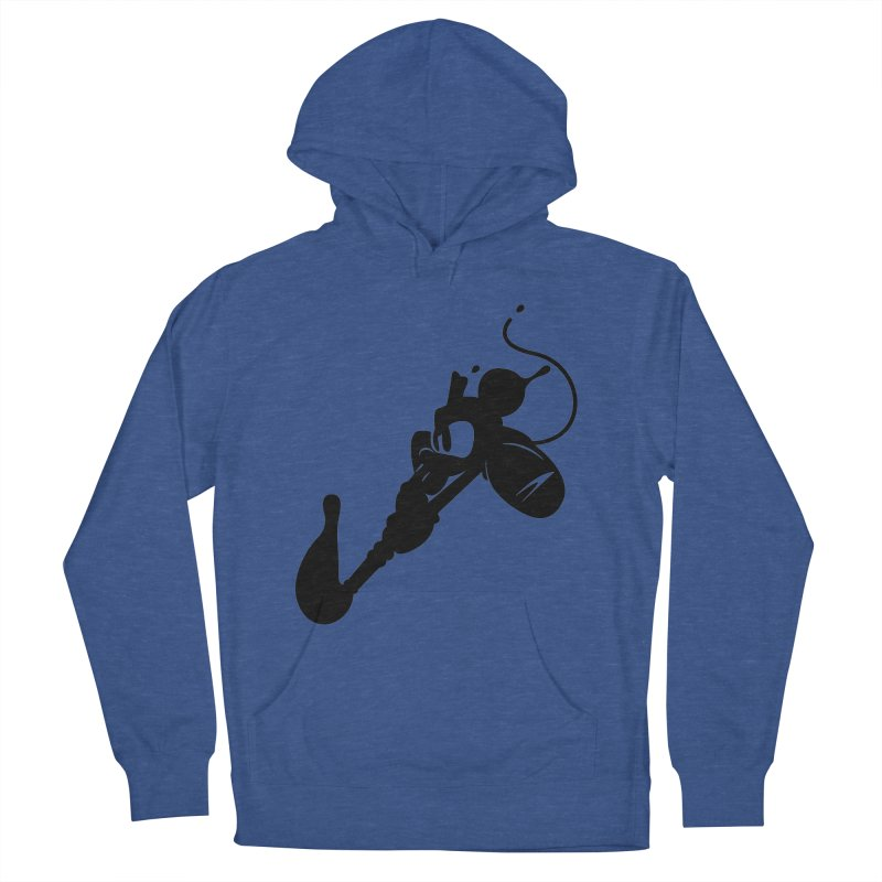 The Mighty Ink - D80 Men's Pullover Hoody by IRONSAURUS SHOP