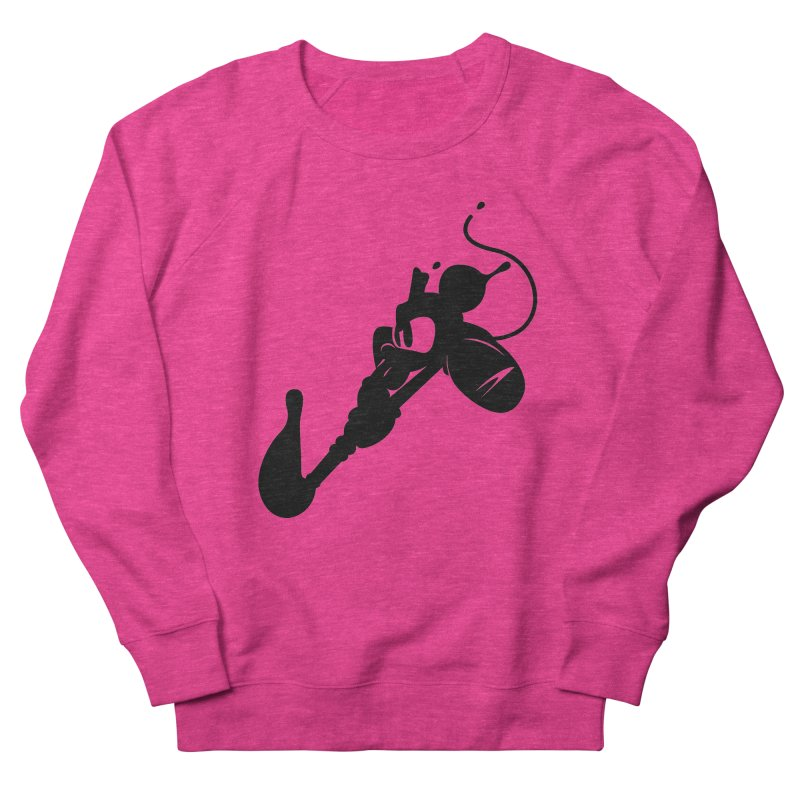 The Mighty Ink - D80 Women's Sweatshirt by IRONSAURUS SHOP