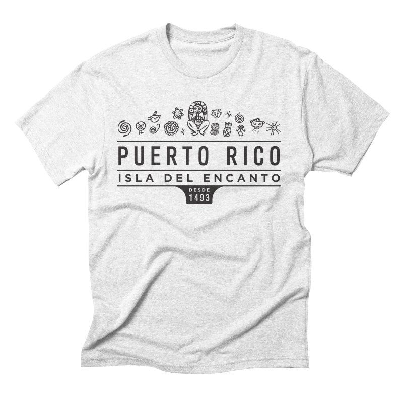 Isla del Encanto - PR   by IRONSAURUS SHOP