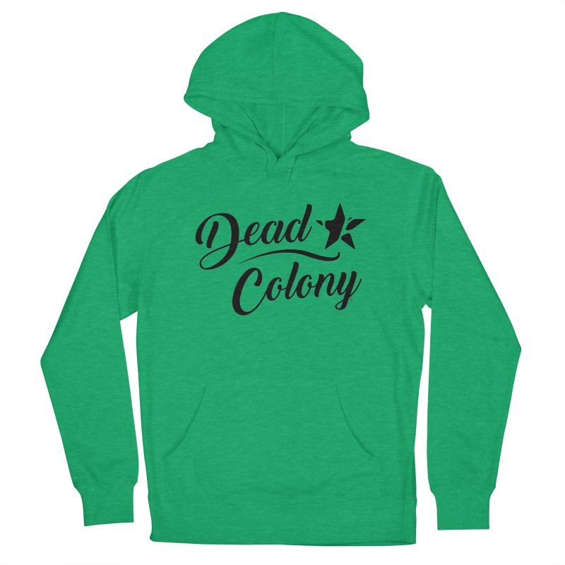 Dead Colony Star - Black - DC   by IRONSAURUS SHOP