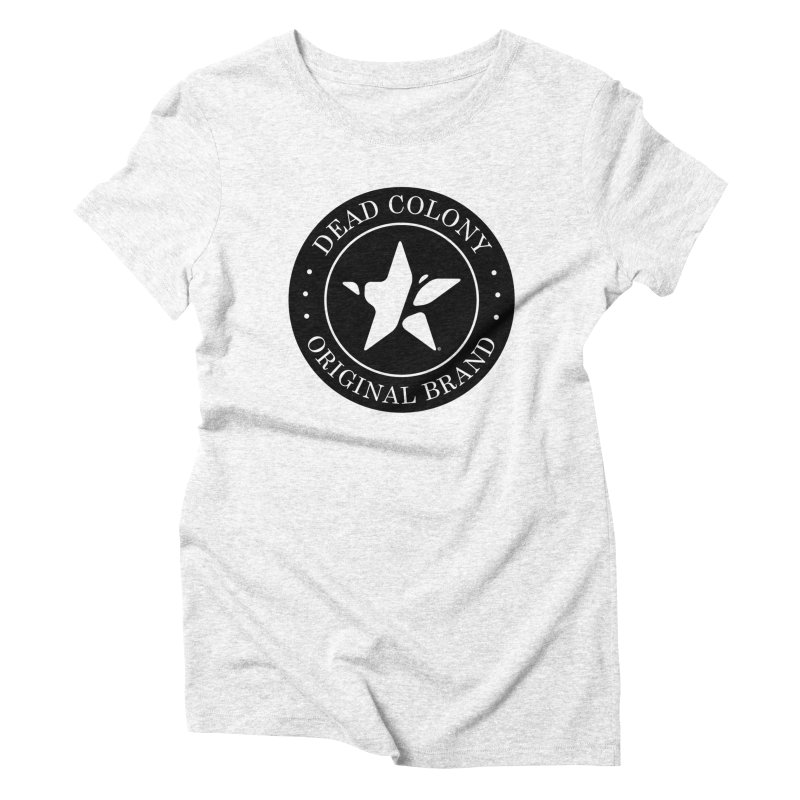 Dead Colony Star Seal - Black - DC   by IRONSAURUS SHOP