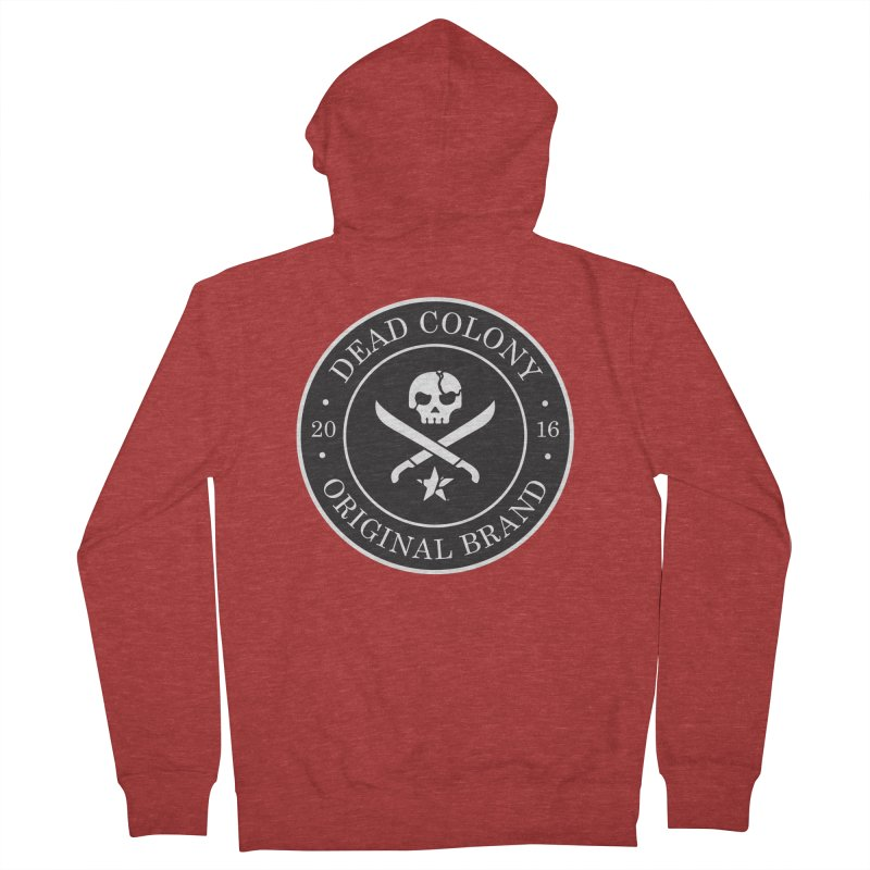Dead Colony Pirate Seal - Black - DC   by IRONSAURUS SHOP