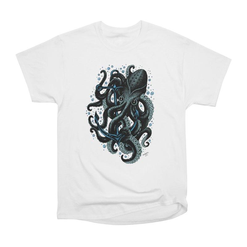 octopus Women's Heavyweight Unisex T-Shirt by irrthum's Shop