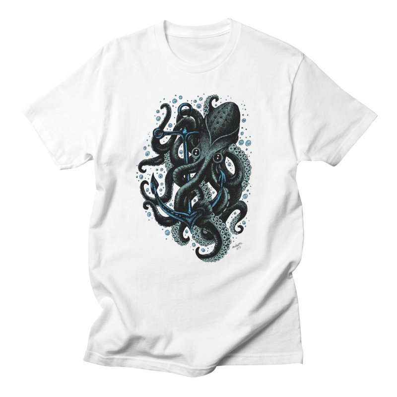 octopus Women's Unisex T-Shirt by irrthum's Shop