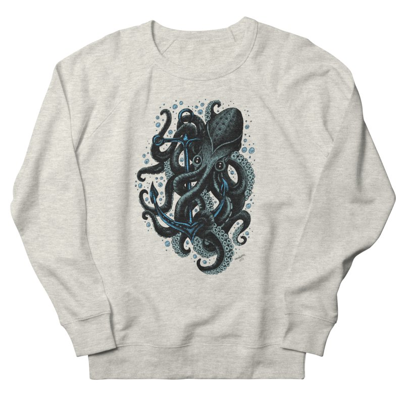 octopus Men's Sweatshirt by irrthum's Shop