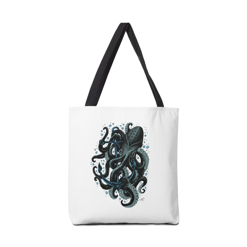 octopus Accessories Bag by irrthum's Shop