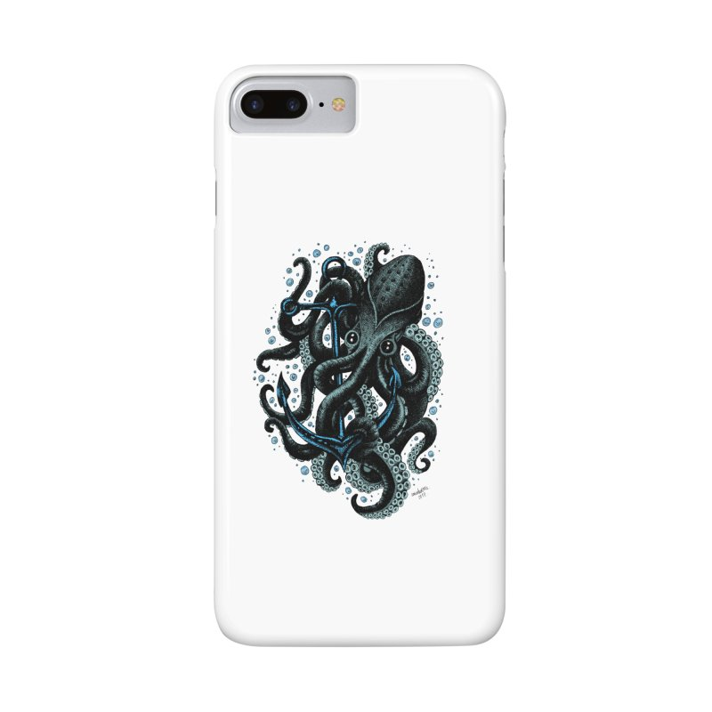 octopus Accessories Phone Case by irrthum's Shop