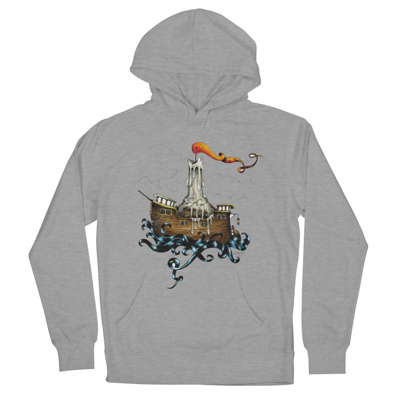 sail boat Women's Pullover Hoody by irrthum's Shop
