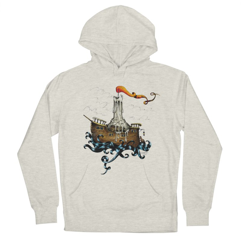 sail boat Men's Pullover Hoody by irrthum's Shop