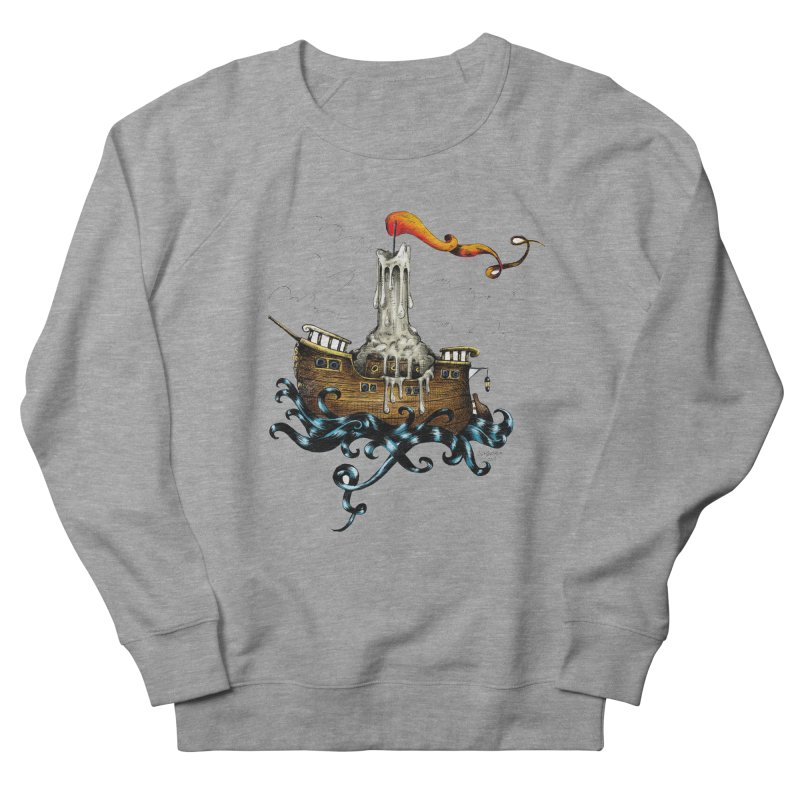 sail boat Men's Sweatshirt by irrthum's Shop