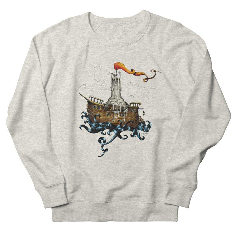 sail boat Men's Sweatshirt by irrthum's Shop
