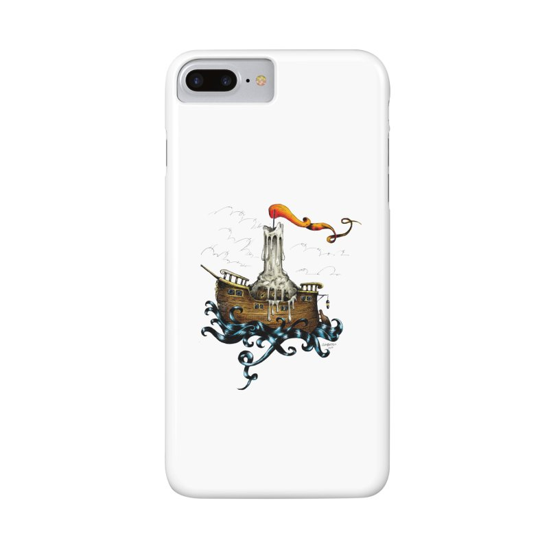 sail boat Accessories Phone Case by irrthum's Shop