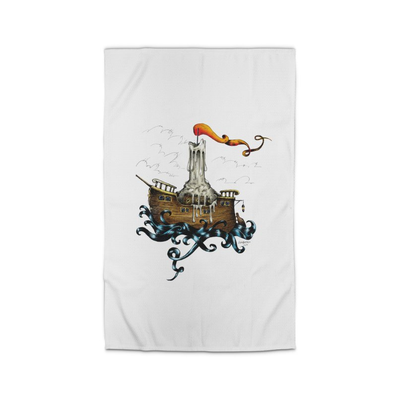 sail boat Home Rug by irrthum's Shop