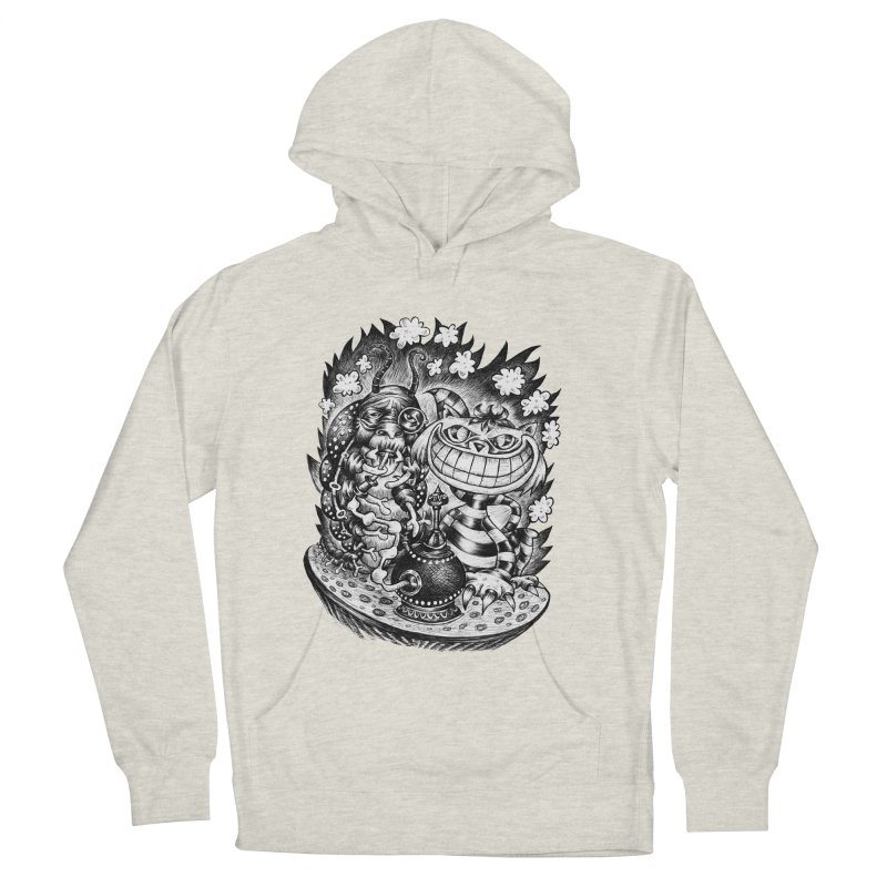cat and friend Women's Pullover Hoody by irrthum's Shop