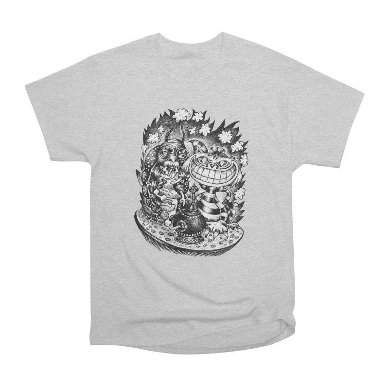 cat and friend Men's Classic T-Shirt by irrthum's Shop