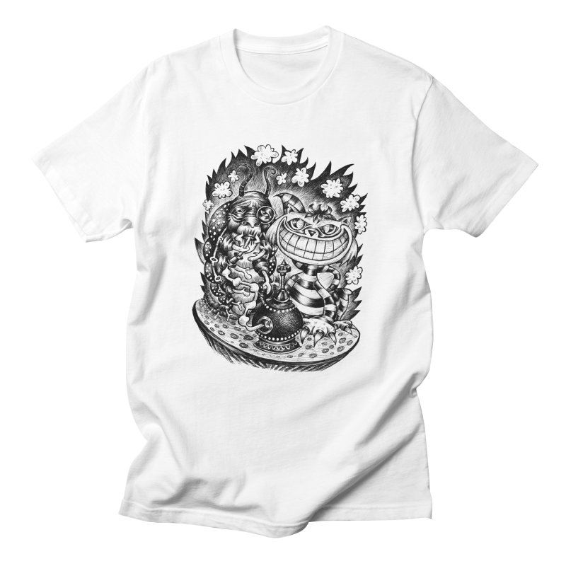 cat and friend Women's Unisex T-Shirt by irrthum's Shop