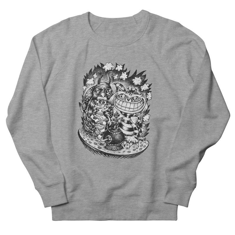 cat and friend Women's Sweatshirt by irrthum's Shop