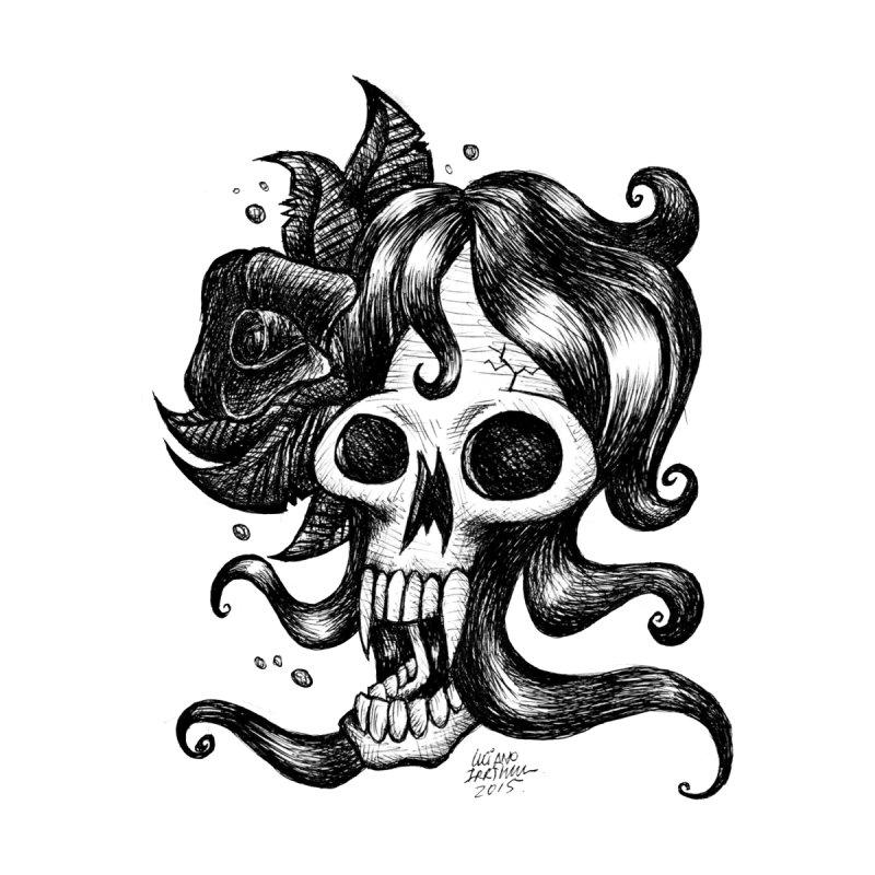 skull Women's Tank by irrthum's Shop