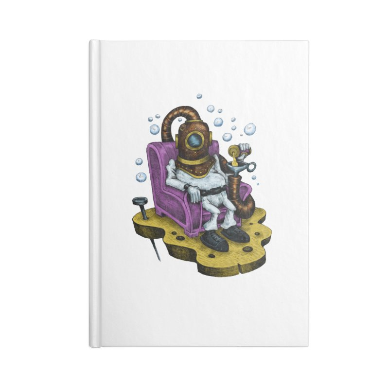Strong man Accessories Notebook by irrthum's Shop
