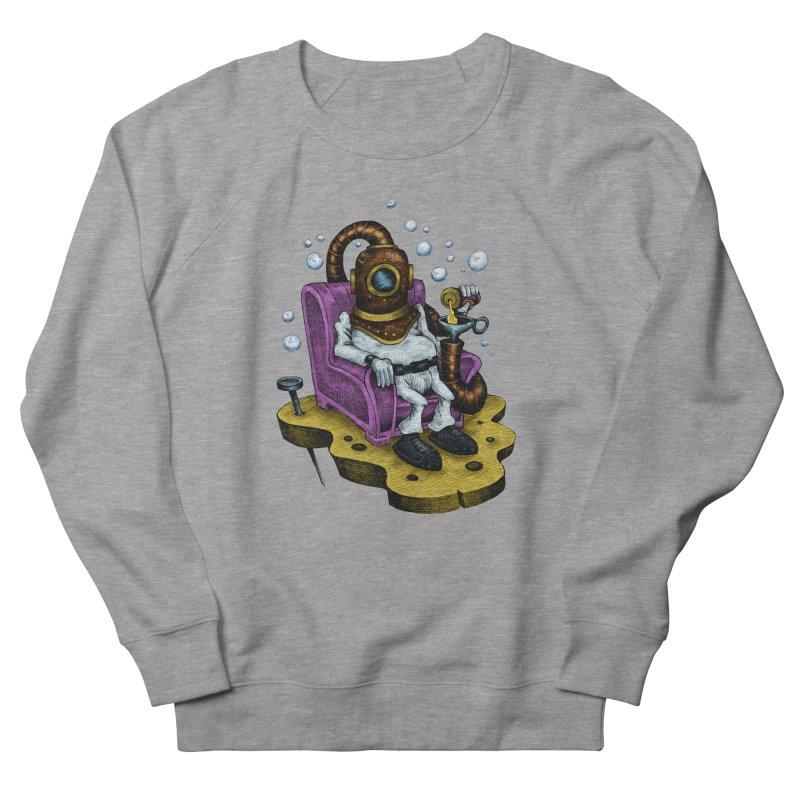 Strong man Women's Sweatshirt by irrthum's Shop