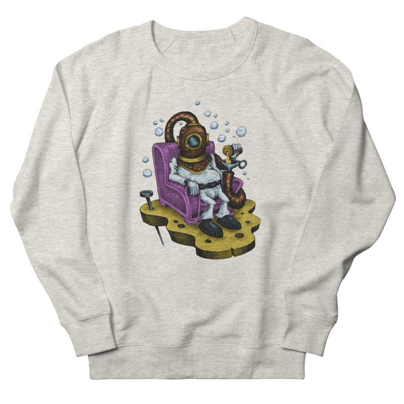 Strong man Men's Sweatshirt by irrthum's Shop