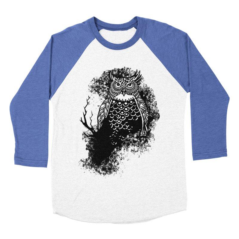Lookout Women's Baseball Triblend T-Shirt by irrthum's Shop