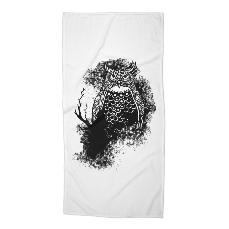 Lookout Accessories Beach Towel by irrthum's Shop