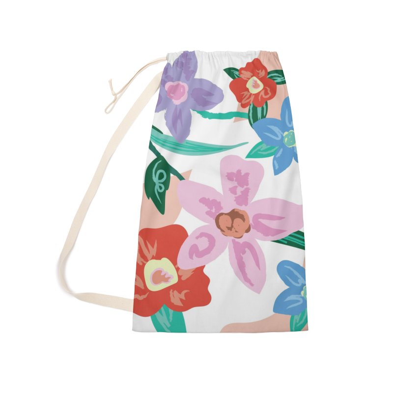 Spring Accessories Bag by isabellaprint's Artist Shop