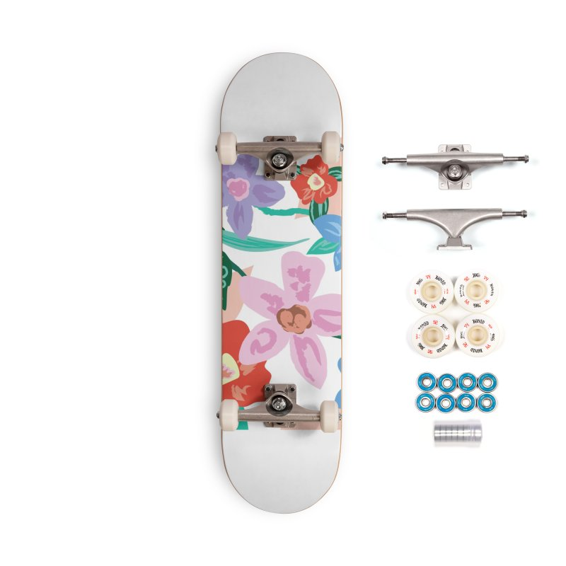 Spring Accessories Complete - Premium Skateboard by isabellaprint's Artist Shop