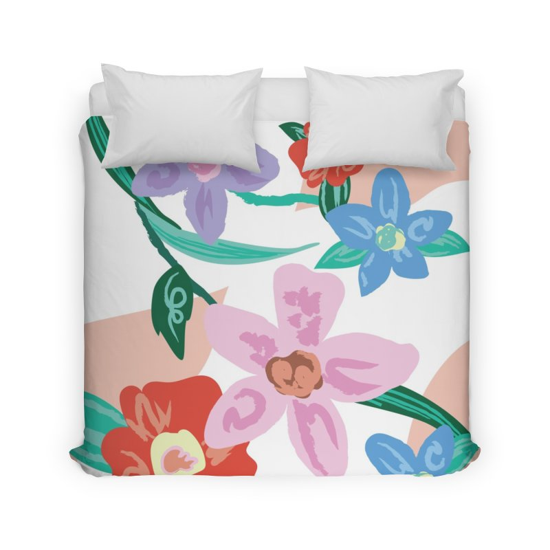 Spring Home Duvet by isabellaprint's Artist Shop