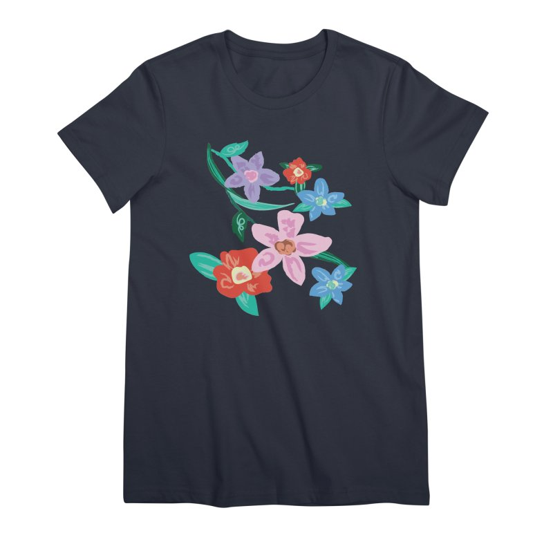 Spring Women's Premium T-Shirt by isabellaprint's Artist Shop