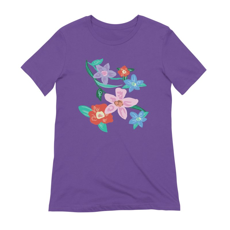 Spring Women's Extra Soft T-Shirt by isabellaprint's Artist Shop