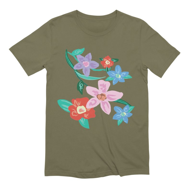 Spring Men's Extra Soft T-Shirt by isabellaprint's Artist Shop