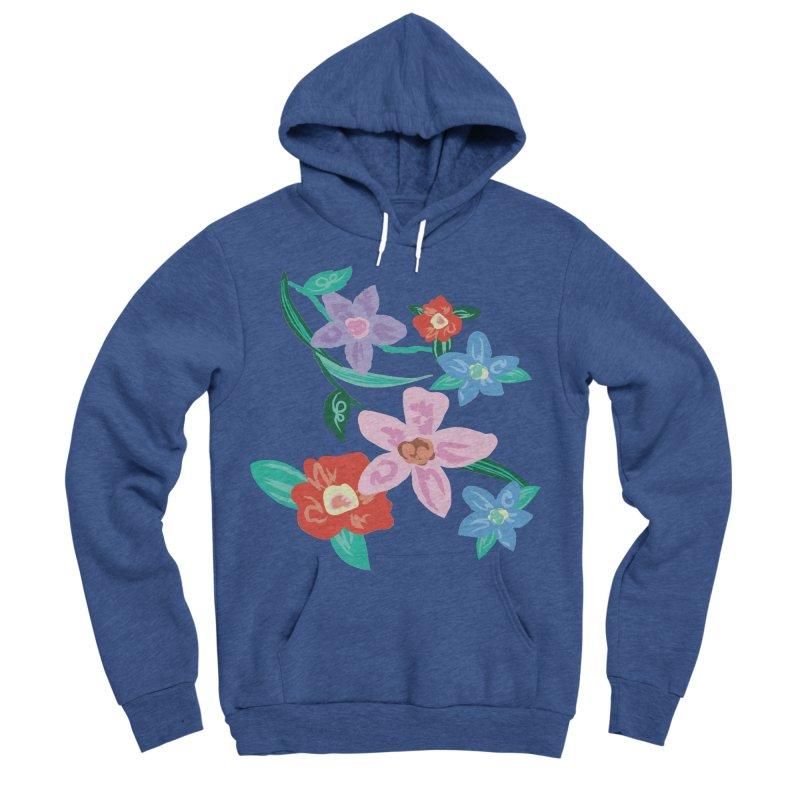 Spring Women's Sponge Fleece Pullover Hoody by isabellaprint's Artist Shop