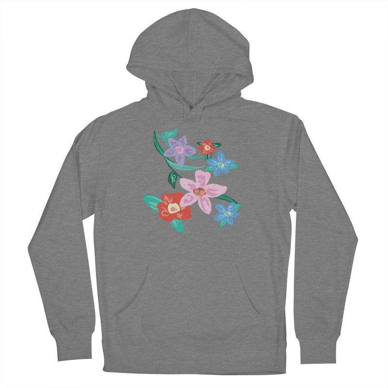 Spring Women's Pullover Hoody by isabellaprint's Artist Shop