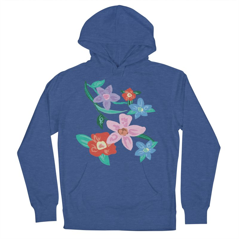 Spring Women's French Terry Pullover Hoody by isabellaprint's Artist Shop