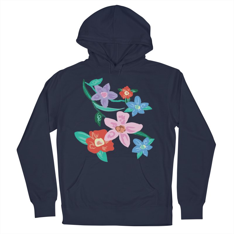 Spring Men's French Terry Pullover Hoody by isabellaprint's Artist Shop