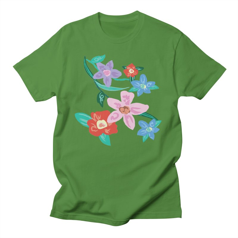 Spring Men's T-Shirt by isabellaprint's Artist Shop