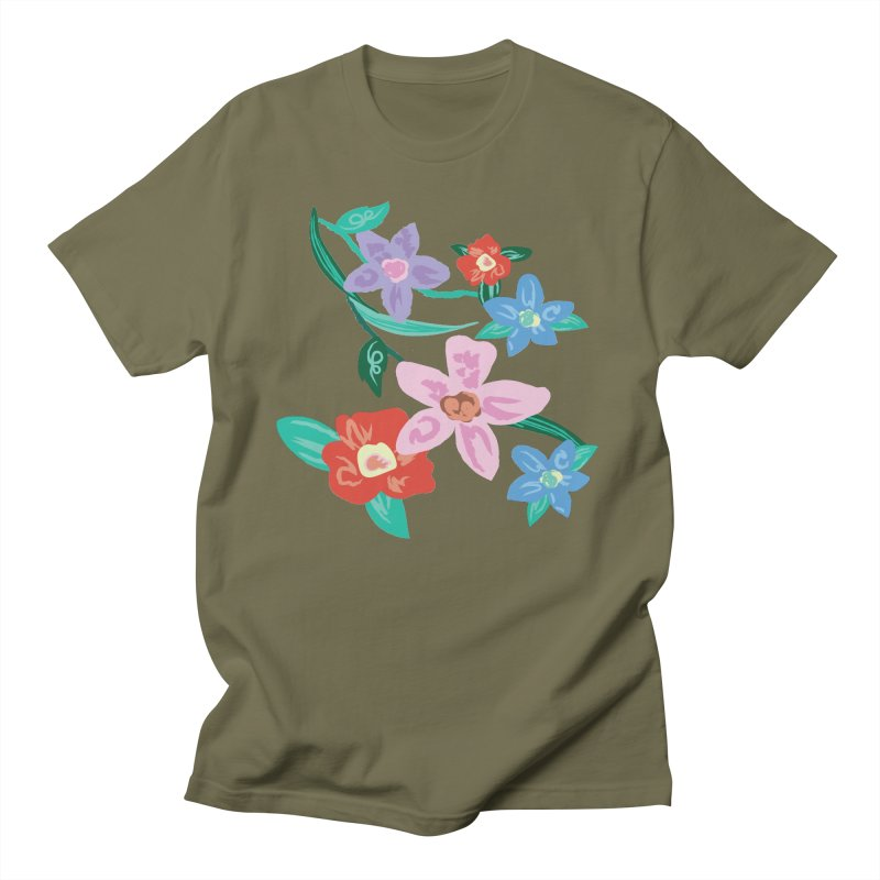 Spring Women's Regular Unisex T-Shirt by isabellaprint's Artist Shop