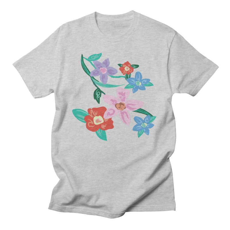 Spring Men's Regular T-Shirt by isabellaprint's Artist Shop