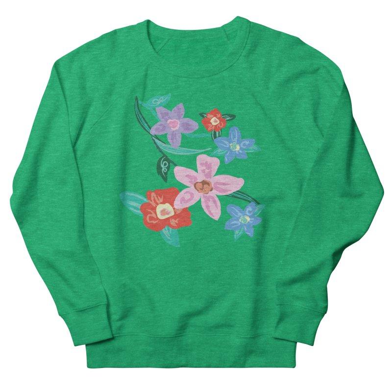 Spring Women's Sweatshirt by isabellaprint's Artist Shop