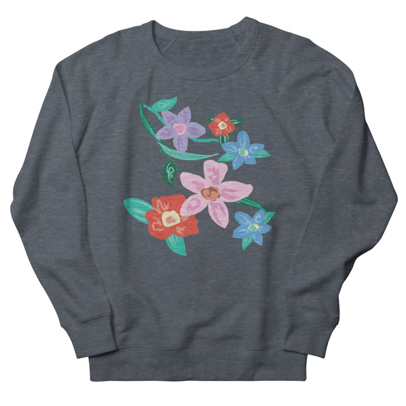 Spring Women's French Terry Sweatshirt by isabellaprint's Artist Shop