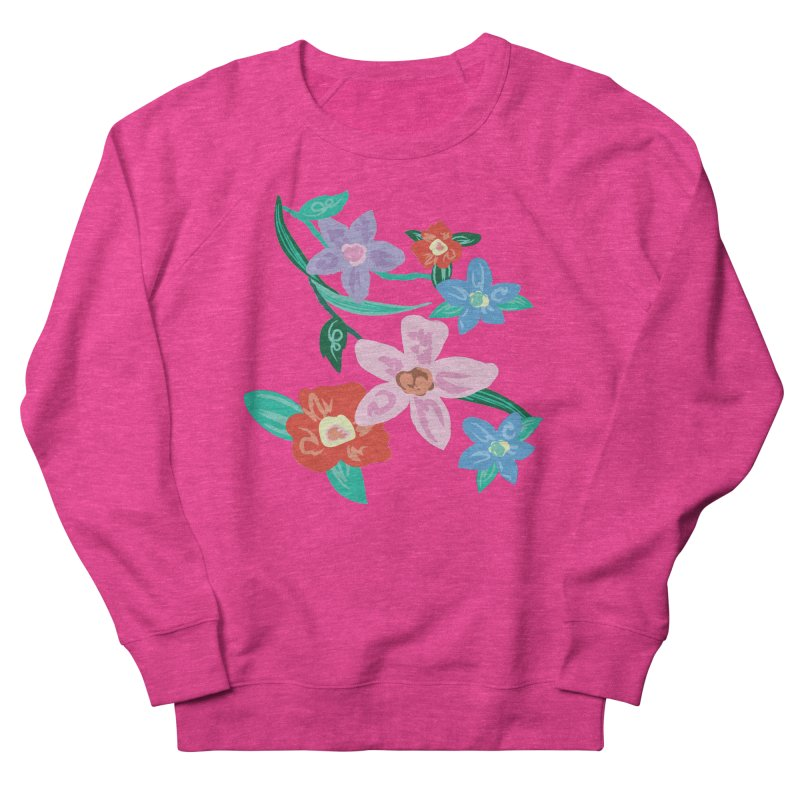 Spring Men's French Terry Sweatshirt by isabellaprint's Artist Shop