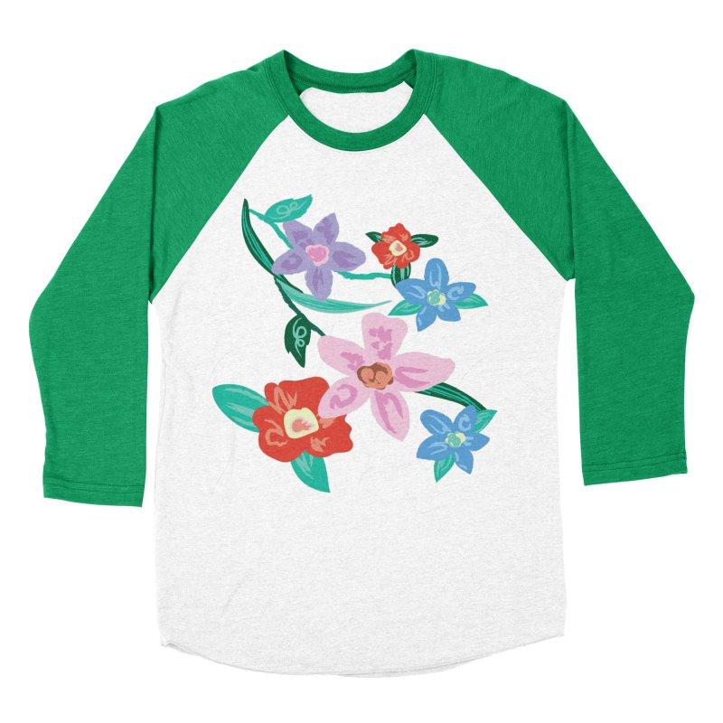 Spring Women's Baseball Triblend Longsleeve T-Shirt by isabellaprint's Artist Shop